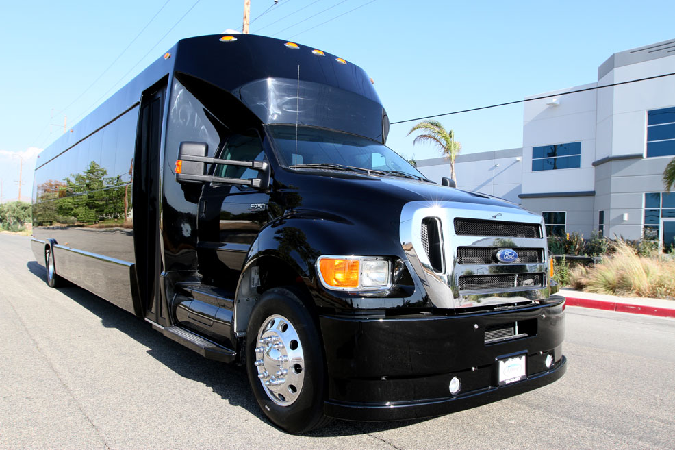 Houston Party Buses, Prom Party Bus Rental